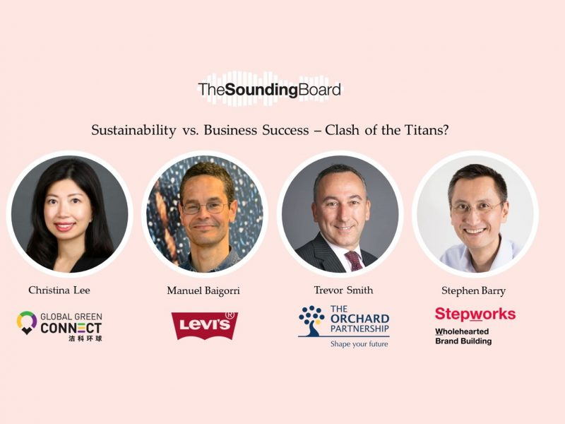 Sustainability vs. Business Success – Clash of the Titans?